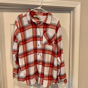Brand new Magellan Flannel Shirt
